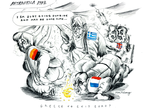 Greece-To-Exit-Euro-